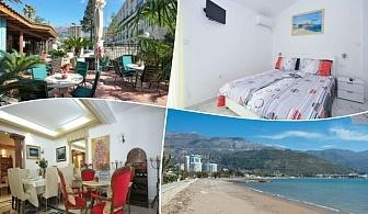 Ранни записвания за Море 2020 в Будва, Черна Гора! 5 или 7 нощувки на човек със закуски в хотел Oaza 4* +транспорт от Адриа Турс