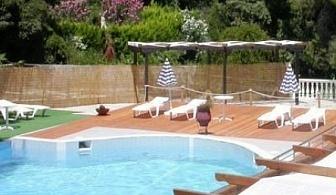 Ранни записвания море Гърция на п-в Халкидики - Хотел Kassandra Bay Village 3*! Нощувка със закуска и вечеря на цени с намаление!