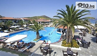 Ранни записвания за море 2019 в Гърция! 5 нощувки на база All Inclusive в Хотел Bomo Club Assa Maris 4*, Халкидики - Ситония, от Мисис Травъл
