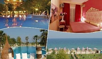 Ранни записвания за Море 2020 в Гърция на ТОП ЦЕНА! Нощувка на човек на база All Inclusive Light + басейн и чадър за плажа в  Orfeas Blue Resort***, Олимпийска ривиера