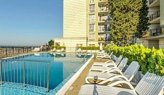 Ранни записвания за невероятна морска почива в хотел Феста Поморие Ризорт 4*! Нощувка на база All inclusive + басейн с чадър и шезлонг + анимация за деца и възрастни!!!