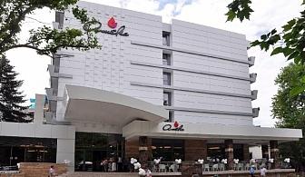 Ранни записвания за почивка в Албена: 5 или 7 нощувки на база закуска и вечеря в  хотел Амелия Супериор 3* от 590 лева за ДВАМА