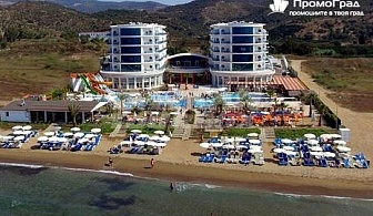Ранни записвания - Почивка Кушадасъ, хотел Notion Kesre Beach (5 нощувки на база All Inclusive) за 596 лв.