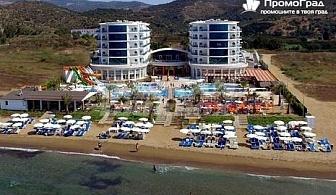 Ранни записвания - Почивка Кушадасъ, хотел Notion Kesre Beach (7 нощувки на база All Inclusive) за 816 лв.
