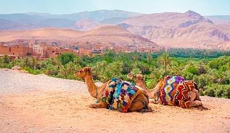 Ранни записвания за почивка в Маракеш и Агадир - перлите на Мароко! 7 нощувки със закуски и вечери в хотел 4*, самолетен билет и такси, богата програма!