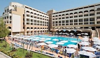 Ранни записвания за почивка в Несебър: 3, 5 или 7 нощувки на база All inclusive в хотел Сол Несебър Бей 4* от 172 лева на човек