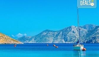 Ранни записвания за почивка на прелестния остров Корфу! 4 нощувки на база All Inclusive, транспорт и посещение на двореца Ахилион!