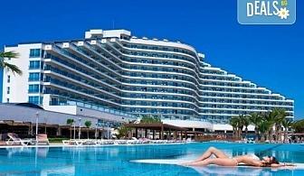 Ранни записвания за почивка през 2019 в Дидим с Тансу Травел! 5 нощувки на база 24ч. All Inclusive в Hotel Venosa Beach Resort SPA 5*, възможност за транспорт
