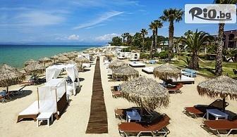 Ранни записвания за почивка на о-в Тасос през Май и Юни! 5 нощувки със закуски и вечери в Ilio Mare Hotels andamp;Resorts, от Космополитън Травъл