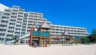 Ранни записвания за ваканция в Албена, хотел Гергана 4* - 5 или 7 нощувки на база All Inclusive от 680 лева за ДВАМА