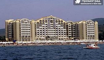 Ранни записвания (12.7-22.8) за Виктория Палас 5*, Слънчев бряг. All inclusive за двама + дете до 12г. (изглед море)