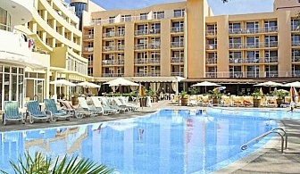Ранно лято на Ол Инклузив за една нощувка в Слънчев бряг - хотел Сън Палас с открит басейн и анимация за деца/ 01.05.2019 - 15.06.2019