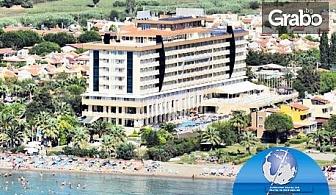 Ранно лято в Кушадасъ! 7 нощувки на база All Inclusive в хотел Ephesia****
