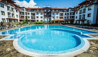 Ранно лято в Несебър. 5 нощувки в помещение по избор + 7 басейна в Комплекс Аполон