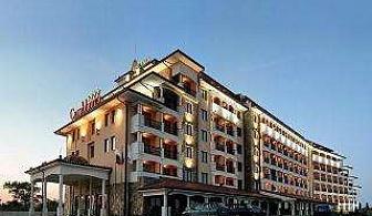 Ранно лято в Обзор, 7 дни All inclusive с безплатен плаж до 05.06 в Хотел Казабланка