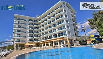 Ранно записване за почивка в Кушадасъ! 5 нощувки на база All Inclusive в ARORA HOTEL 4*, от Глобус Холидейс