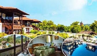 Релакс в Еленския Балкан! Нощувка със закуска и вечеря + басейн в хотел Еленски Ритон