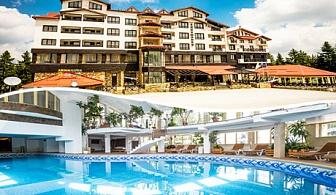 Релакс в Пампорово! Нощувка със закуска + басейн и сауна в хотел Снежанка***