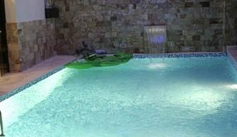 Релакс почивка с 37% намаление в Хотел Огняново СПА! Нощувка със закуска и вечеря + закрит минерален басейн с хидро дюзи, сауна, парна баня, кнайп пътека, релакс зона за 44лв на човек!