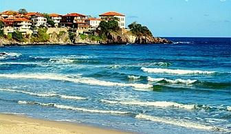 Релакс в Созопол на самия плаж на цени от 14 лв. в хотел Телъви