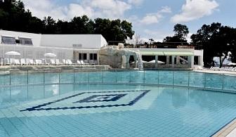 Релакс и спокойствие на 150 метра от плажа - хотел Форест Бийч 4* Приморско! Нощувка на база All inclusive + чадър и шезлонг на плажа и басейна + шестдневна детска анимация!!!