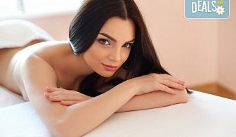 Релакс и тонизиране на организма! 60-минутен класически лечебен масаж на цяло тяло в Hair Gallery Amur