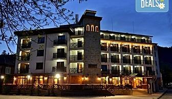 Релаксираща почивка в хотел Клептуза 4*, Велинград! 2 или 3 нощувки със закуски, ползване на минерален басейн, джакузи, сауна, парна баня и бонус в нощувки през делничните дни - 15 мин. процедура по избор!
