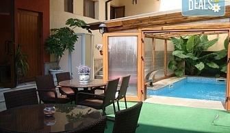 Релаксираща почивка в хотел Жери 3*, Велинград! 2 или 3 нощувки със закуски и вечери, ползване на минерален басейн и парна баня, безплатно за дете до 5.99г!