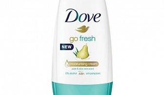 Рол-он дезодорант против изпотяване Pear Aloe Vera