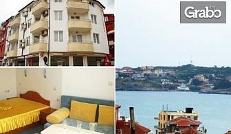 Романтична морска почивка в Созопол! 3 нощувки за двама