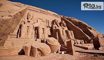 Самолетна екскурзия до Египет и круиз по Нил! 4 нощувки на база All Inclusive в Хургада и 3 нощувки на база пълен пансион на круизен кораб + летищни такси и багаж, от Караджъ Турс