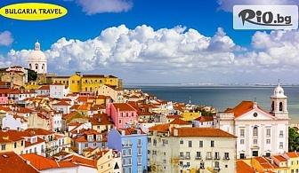 Самолетна екскурзия до Португалия и Испания - Мадрид, Толедо, Лисабон, Порто и Фатима! 7 нощувки със закуски в хотели 3*, от Bulgaria Travel