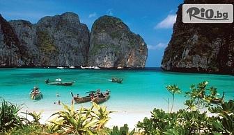 Самолетна почивка на о-в Пукет, Тайланд! 7 нощувки със закуски в хотел 4*, от Далла Турс