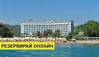 Самолетна почивка в Турция! 7 нощувки на човек на база Ultra all inclusive в Annabella Diamond Hotel & Spa 5*, Алания, Турска ривиера с двупосочен чартърен полет от София