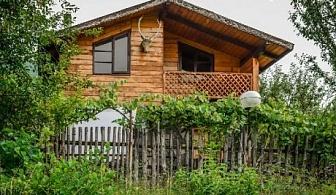 Самостоятелна къща за 7 човека в Сапарева баня с трапезария и широк двор с барбекю - вили Горски рай