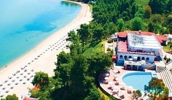 22-РИ СЕПТЕМВРИ В ГЪРЦИЯ - ALEXANDER THE GREAT HOTEL, ХАЛКИДИКИ! 5 ДНЕВНИ ПАКЕТИ НА ЧОВЕК НА БАЗА ЗАКУСКА И ВЕЧЕРЯ!