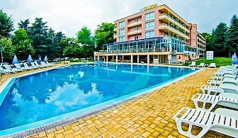 Септември в Св. Св. Константин и Елена! All Inclusive + басейн в Хотел Глория 3*, на 5мин. от плажа!
