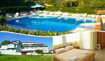 Септември в Кранево! Нощувка със закуска + басейн само за 17 лв. в хотел Анкор