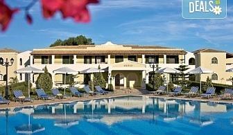 Септемврийска All Inclusive почивка на о. Корфу, Гърция: 7 нощувки в Gelina Village Resort & Spa 4*, транспорт и водач от ИМТУР!