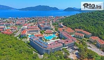 Септемврийска почивка в Мармарис, Турция! 7 нощувки на база All Inclusive в избран от вас хотел + автобусен транспорт от Бургас + екскурзовод, от Лионс Травел