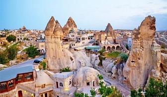 За септемврийските празници или през октомври екскурзия до Кападокия! Транспорт, 4 нощувки със закуски и 3 вечери + туристическа програма в Коня, Бурса, Истанбул и Акшехир от АБВ Травелс