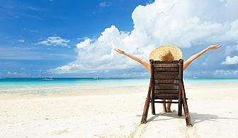 ШОК цена за море в Китен на 100м. от плажа. Нощувка със закуска в Хотел Албатрос