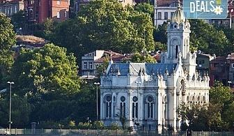 Шопинг фестивал в Истанбул с Дениз Травел! 2 нощувки със закуски в хотел 3*, транспорт и бонус: посещение на българската желязна църква!