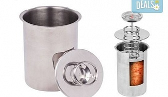 Шунковар - уред за приготвяне на домашна шунка от неръждаема стомана на специална цена!