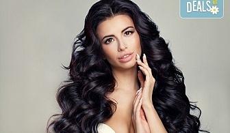 За силна и здрава коса! Мезотерапия за скалп и против косопад с Hyaluronica Mesococtails Vita Hair от сертифициран лекар за работа с продуктите на Hualuronica и Juvederm!