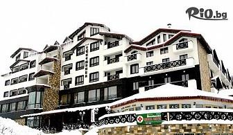 Ски и СПА почивка в Пампорово! Нощувка със закуска и вечеря + вътрешен басейн и сауна, от Хотел Снежанка