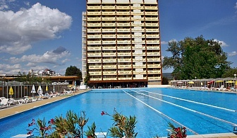 В слънчев бряг на Ол Инклузив за една нощувка в хотел Европа с открит басейн с олимпийски размери/ 16.06.2017 - 30.06.2017
