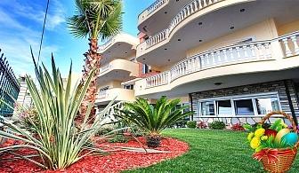 Слънчев Великден в Керамоти, Гърция. 3 или 5 нощувки в StayInn Keramoti Vacations Apartments! Възможност за празничен обяд с гръцка музика и бонус вечеря!