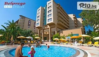 Слънчево лято в Анталия през Септември! 7 нощувки на база All Inclusive в хотел STELLA BEACH HOTEL 5*, от Белпрего Травел