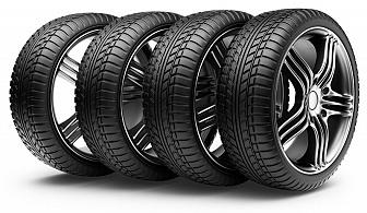 Смяна на гуми от 13 до 18 цола на лек автомобил, джип, бус или ван от Автосервиз Веник Авто